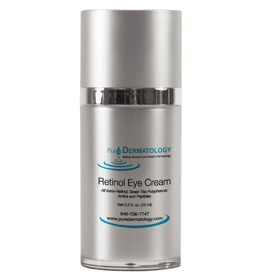 Retinol Volumizing Eye Cream