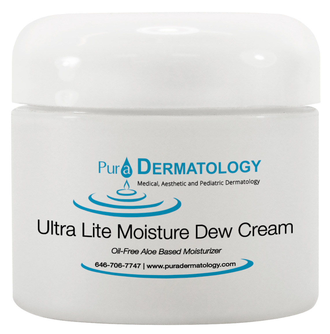 Ultra Lite Moisture Dew Cream